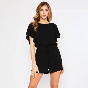 Romper-Black-Shorts